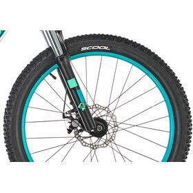 s'cool faXe race 24-7 S Childrens Bike teal